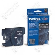 Cartuccia Originale BROTHER LC1100BK - Nero - 450 Pagine