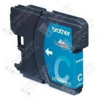 Cartuccia Originale BROTHER LC1100HYC - Ciano - 700 Pagine