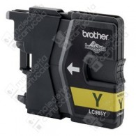 Cartuccia Originale BROTHER LC985Y - Giallo - 260 Pagine