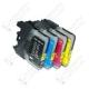 Cartuccia Compatibile BROTHER LC980Y,LC1100HYY - Giallo