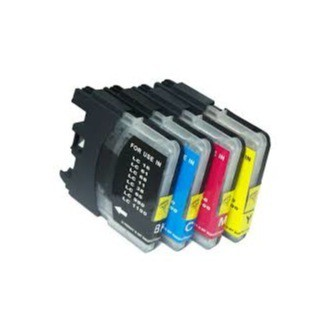 Cartuccia Compatibile BROTHER LC980Y,LC1100HYY - Giallo