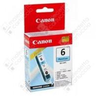 Cartuccia Originale CANON BCI-6PC - 4709A002 - Ciano Photo - 13ml - 280 Pagine