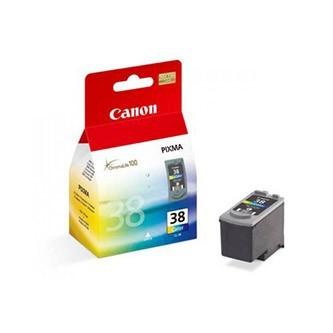 Cartuccia Originale CANON CL-38 - 2146B001 - Colori - 3 x 3ml - 207 Pagine