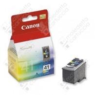 Cartuccia Originale CANON CL-41 - 0617B001 - Colori - 3 x 4ml - 312 Pagine