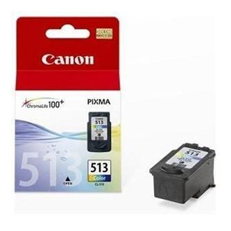 Cartuccia Originale CANON CL-513 - 2971B001 - Colori - 13ml - 349 Pagine