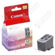 Cartuccia Originale CANON CL-52 - 0619B001 - Colori Photo - 3 x 7ml - 710 Pagine