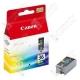 Cartuccia Originale CANON CLI-36 - 1511B001 - Colori - 12ml - 249 Pagine