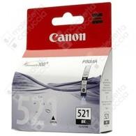 Cartuccia Originale CANON CLI-521BK - 2933B001 - Nero - 9ml - 446 Pagine