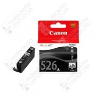 Cartuccia Originale CANON CLI-526BK - 4540B001 - Nero - 9ml - 3.005 Pagine