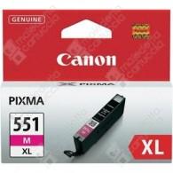 Cartuccia Originale CANON CLI-551MXL - 6445B001 - Magenta - 11ml