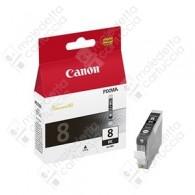 Cartuccia Originale CANON CLI-8BK - 0620B001 - Nero - 13ml - 500 Pagine