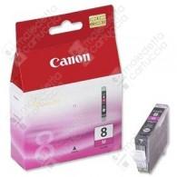Cartuccia Originale CANON CLI-8M - 0622B001 - Magenta - 13ml - 965 Pagine