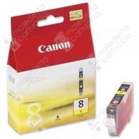 Cartuccia Originale CANON CLI-8Y - 0623B001 - Giallo - 13ml - 965 Pagine