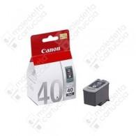 Cartuccia Originale CANON PG-40 - 0615B001 - Nero - 16ml - 329 Pagine
