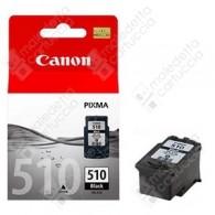 Cartuccia Originale CANON PG-510 - 2970B001 - Nero - 9ml - 220 Pagine