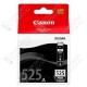 Cartuccia Originale CANON PGI-525BK - 4529B001 - Nero - 19ml - 341 Pagine