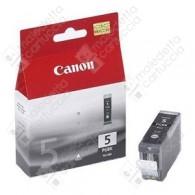 Cartuccia Originale CANON PGI-5BK - 0628B001 - Nero - 26ml - 360 Pagine