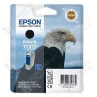 Cartuccia Originale EPSON T007 - C13T00740110 - Nero - Aquila - 16ml