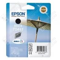 Cartuccia Originale EPSON T0441 - C13T04414010 - Nero - Ombrellone - 13ml