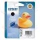 Cartuccia Originale EPSON T0551 - C13T05514010 - Nero - Paperella - 8ml