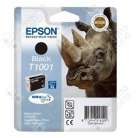 Cartuccia Originale EPSON T1001 - C13T10014010 - Nero - Rinoceronte - 25.9ml