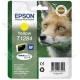 Cartuccia Originale EPSON T1284 - C13T12844011 - Giallo - Volpe - 3.5ml