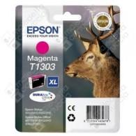 Cartuccia Originale EPSON T1303 - C13T13034010 - Magenta - Cervo - 10.1ml