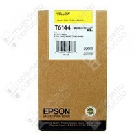 Cartuccia Originale EPSON T6144 - C13T614400 - Giallo - Tanica UltraChrome - 220ml