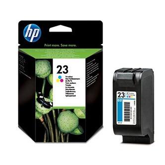 Cartuccia Originale HP 23XL - C1823DE - Colori - 30ml - 620 Pagine