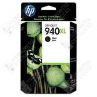 Cartuccia Originale HP 940XL - C4906AE - Nero - 49ml - 2.200 Pagine