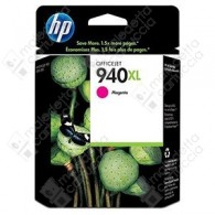 Cartuccia Originale HP 940XL - C4908AE - Magenta - 16ml - 1.400 Pagine