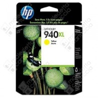 Cartuccia Originale HP 940XL - C4909AE - Giallo - 16ml - 1.400 Pagine