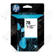 Cartuccia Originale HP 78L - C6578DE - Colori - 19ml - 560 Pagine