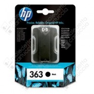 Cartuccia Originale HP 363 - C8721EE - Nero - 6ml - 410 Pagine