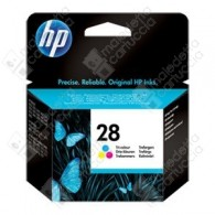 Cartuccia Originale HP 28 - C8728AE - Colori - 8ml - 240 Pagine