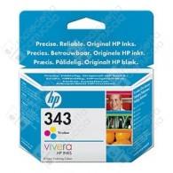 Cartuccia Originale HP 343 - C8766EE - Colori - 7ml - 330 Pagine