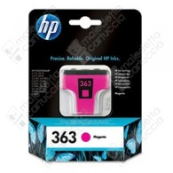 Cartuccia Originale HP 363 - C8772EE - Magenta - 4ml - 400 Pagine