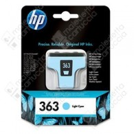 Cartuccia Originale HP 363 - C8774EE - Ciano Photo - 5.5ml