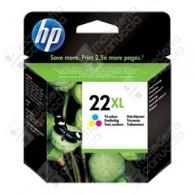 Cartuccia Originale HP 22XL - C9352CE - Colori - 11ml - 415 Pagine