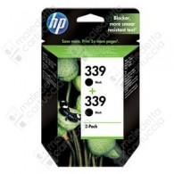Cartuccia Originale HP 344 - C9505A - Colori - Dual Pack