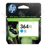 Cartuccia Originale HP 364XL - CB323EE - Ciano - 6ml - 750 Pagine