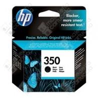Cartuccia Originale HP 350 - CB335EE - Nero - 4.5ml - 200 Pagine