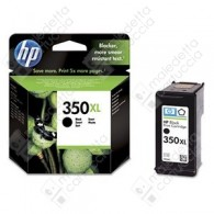 Cartuccia Originale HP 350XL - CB336EE - Nero - 25ml - 1.000 Pagine