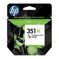 Cartuccia Originale HP 351XL - CB338EE - Colori - 14ml - 580 Pagine