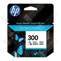 Cartuccia Originale HP 300 - CC643EE - Colori - 4ml - 165 Pagine