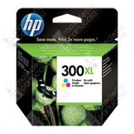 Cartuccia Originale HP 300XL - CC644EE - Colori - 11ml - 440 Pagine