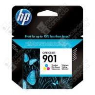Cartuccia Originale HP 901 - CC656AE - Colori - 9ml - 360 Pagine