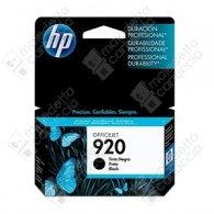 Cartuccia Originale HP 920 - CD971AE - Nero - 10ml - 420 Pagine