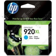 Cartuccia Originale HP 920XL - CD972AE - Ciano - 6ml - 700 Pagine