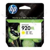 Cartuccia Originale HP 920XL - CD974AE - Giallo - 6ml - 700 Pagine